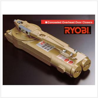 RYOBI 30 Series & RYOBI Door Closers | Door Closer Specialist