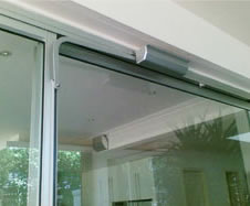 Sliding Door Pool Closer
